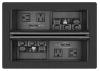 Extron Cable Cubby 1402 - Boîtier d'accès aux câbles