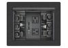Extron Cable Cubby 700 - Boîtier d'accès aux câbles