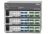 Extron XPA U 358 - Amplificateur basse et haute impédance à huit canaux - 35W par canal - Disponible en 8 ou 4 Ohms, 70 V et 100 V