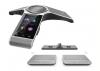 Yealink CP960-WirelessMic-Teams - Téléphone de conférence IP  avec 2 microphones sans fil - certifié Microsoft Teams