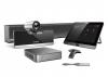 Yealink MVC500 II Wired WP - Système de visioconférence pour petites à moyennes salles - certifié Microsoft Teams