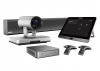 Yealink MVC800-II-Wired-WP - Système de visioconférence pour moyennes à grandes salles - certifié Microsoft Teams