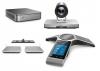 YEALINK ZVC800-C0-800 - Système de visioconférence pour salles de réunion moyennes à grandes - certifié Zoom